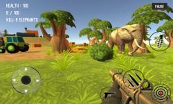 Wild Zoo Animals Hunting City screenshot 2/6