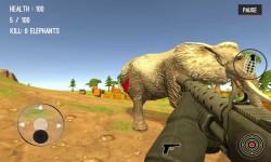 Wild Zoo Animals Hunting City screenshot 6/6
