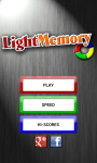 lightMemory SIMON screenshot 1/2