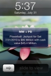 Mega Millions + Powerball screenshot 1/1