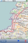 Port-au-Prince Haiti Street Map. screenshot 1/1