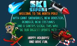 Ski Safari screenshot 1/5