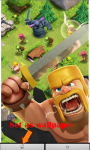 Wallpaper of Clash of Clans screenshot 3/3