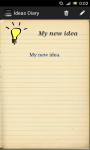 Ideas Diary screenshot 4/4