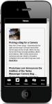 Camera Bag Guide screenshot 2/4