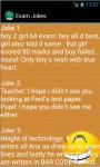 Exam Humour Jokes screenshot 4/4