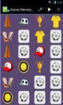 Soccer Memory Game screenshot 2/2