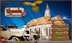 Free Hidden Object Games - Romania screenshot 1/4