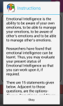 Emotional Intelligence PRO screenshot 3/6
