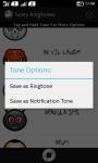 Scary Tones screenshot 2/2