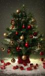 Small Christmas Tree Live Wallpaper screenshot 1/3