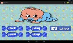 games for babies Babyclick screenshot 1/6