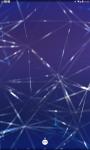 Plexus_A vibrant 3D live wallpaper screenshot 2/6