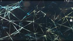 Plexus_A vibrant 3D live wallpaper screenshot 4/6