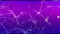 Plexus_A vibrant 3D live wallpaper screenshot 6/6
