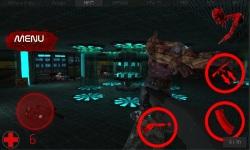 Laboratory Zombie 3D screenshot 2/3