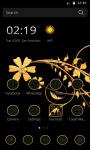Black Gold Theme – luxury gold screenshot 1/3