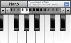 Multi Touch Piano screenshot 1/6