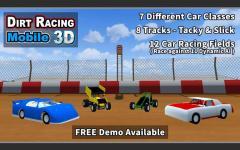 Dirt Racing Mobile 3D full screenshot 3/6