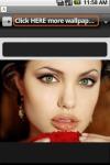 Sexy Angelina Jolie Wallpapers screenshot 1/2