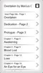 Young Adult EBook - Overtaken  screenshot 3/4