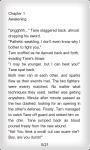 Young Adult EBook - Overtaken  screenshot 4/4