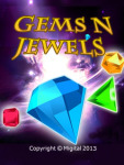 Gems N Jewels Free screenshot 1/6