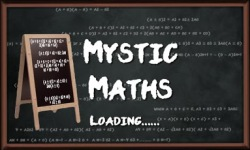 Mystic Maths Logic Fun  Block Game screenshot 1/5