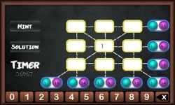 Mystic Maths Logic Fun  Block Game screenshot 4/5