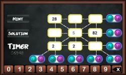 Mystic Maths Logic Fun  Block Game screenshot 5/5