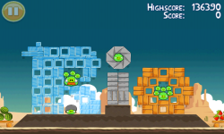 Angry Birds Rio Version screenshot 1/1