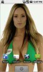 Girl In Bikini LWP screenshot 1/3