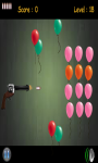 Balloon Shooter Java screenshot 1/1