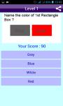 Color Guess Quiz Kids  screenshot 2/5