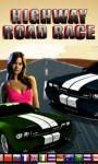 Highway Road Race – Free screenshot 1/6