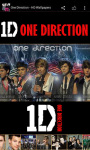 One Direction Wallpaper New HD  screenshot 1/6