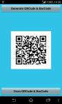 Barcode Scanner and Generator screenshot 1/4