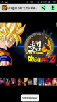 Dragon Ball-Z HD Wallpaper screenshot 1/4