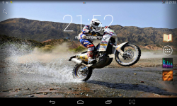 Dakar Bike Rally Live screenshot 1/4