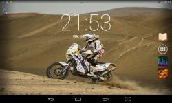 Dakar Bike Rally Live screenshot 3/4