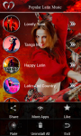 Popular Latin Music screenshot 3/5