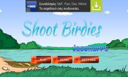 Shoot Birdies screenshot 4/6