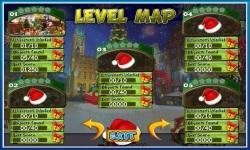 Free Hidden Object Game - City Christmas screenshot 2/4