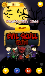 Evil Skull Run screenshot 1/6