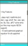 Poweramp Music Player Guide screenshot 1/1