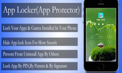 Smart App Lock Free screenshot 3/4