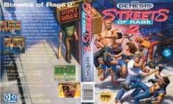 Streets of Rage 2SEGA Premium Edition screenshot 1/5
