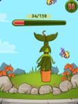 Raptor Flower Evolution - Monster Plant Feeding screenshot 1/5