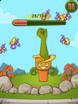 Raptor Flower Evolution - Monster Plant Feeding screenshot 2/5
