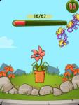 Raptor Flower Evolution - Monster Plant Feeding screenshot 4/5